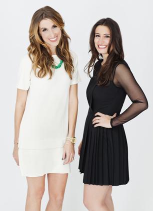 Hayley Barna & Katia Beauchamp of Birchbox