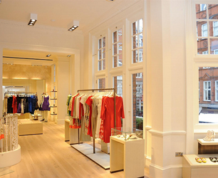 Oscar De La Renta Store in London