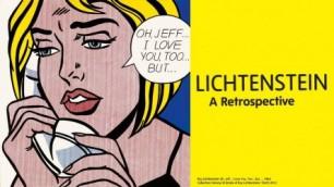 lichtenstein exhibition
