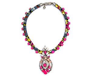 neon statement jewellery