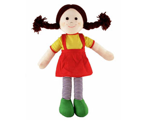 rag doll toys
