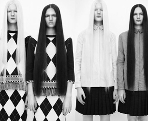 JW Anderson Topshop SS13 Collection