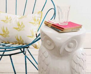 owl homewear accessories