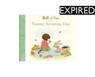 Belle & Boo Book