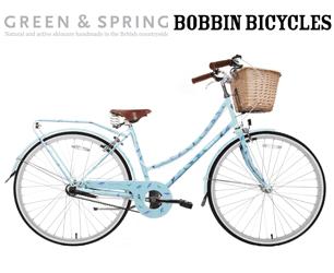 Green & Spring Ltd ed Birdie Bobbin Bike