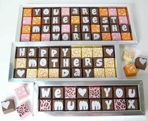 Chocolates from NOTHS