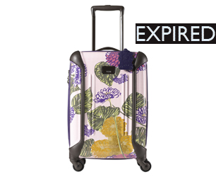 Tumi and Anna Sui Luggage