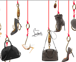 Christian Louboutin Store Display