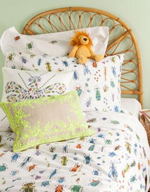 Trend Kids Bugs Bed Linen
