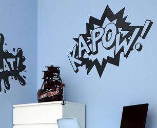 Superhero Bedroom Ideas For Boys