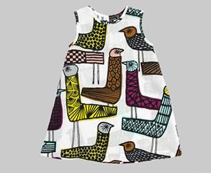 Girls Print Dresses 2013