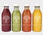 4 fruit juices by NOSH
