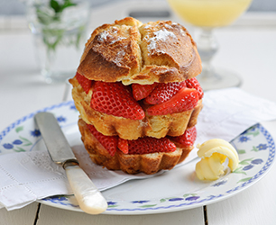 Best Recipes with Strawberries