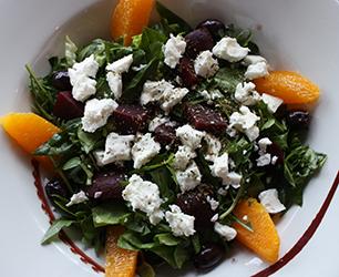 Cretan Salad Feat