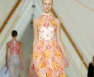 Erdem show, Spring Summer 2013, London Fashion Week, Britain - 17 Sep 2012
