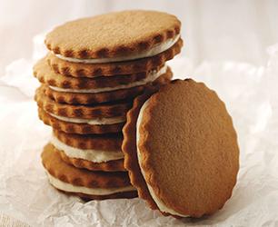 Gingerbread Cinnamon Creams