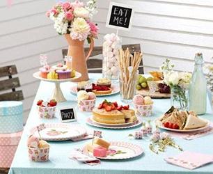 Vintage Rose Party