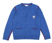 blue cardigan for boys