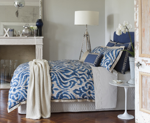 Cool Blue Bedroom Featured Image