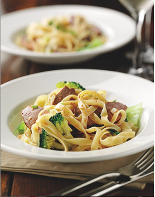 Duck Breast Tagliatelle Post