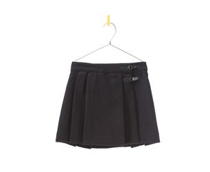 Feat-Uniform Skirt.Zara