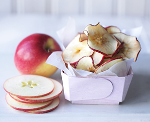 Honey Dried Pink Lady® Apple Crisps