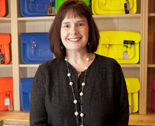 Julie Deane, Founder Of The Cambridge Satchel Company