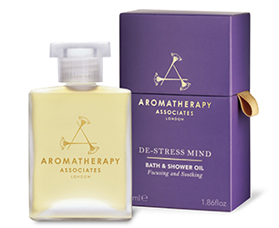 Aromatherapy Associates De Stress Bath and Shower Oil