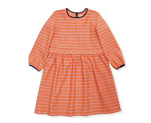Girl's Casual Dresses For Autumn