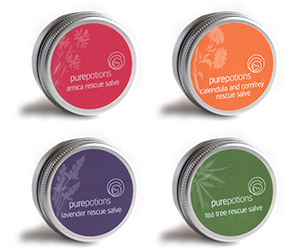 Purepotions Salves Set