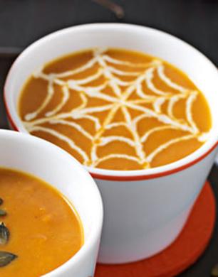 Curried Pumpkin Soup Post