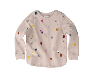 Feat- Girly Sweatshirts