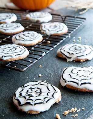 Halloween biscuits Post