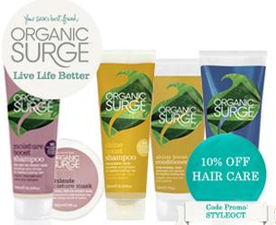 Offer-Organic Surge