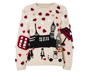 Burberry Christmas Jumper