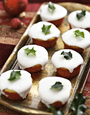 Christmas Cupcakes Post