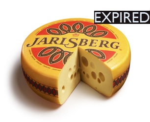 Feat-Jarlsberg expired
