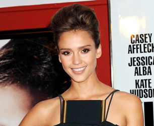 Jessica Alba Errol Douglas Hair Tips