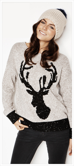 Novelty Christmas Jumpers From George