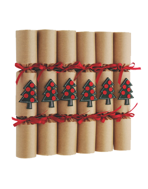 Christmas Tree Cracker
