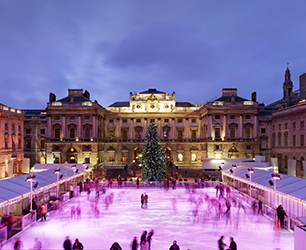 Best places for Ice Skating in London 2013