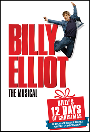 Billy Elliot Discount Broadway Tickets Including Discount ...