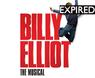 Billy Elliot the Musical logo
