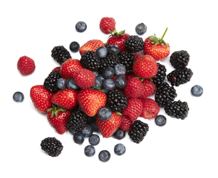 Seasonal Berries Tips