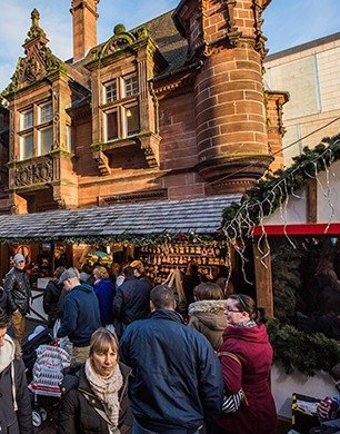 Glasgow Traditional Christmas Market