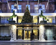 London Hotels At Christmas