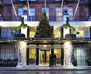 London Hotels At Christmas