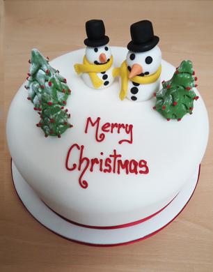 Christmas Cake Tips Stylenest