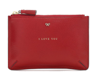 Anya Hindmarch I Love You Pouch