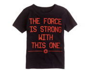 Star Wars Theme J.Crew Graphic Tee